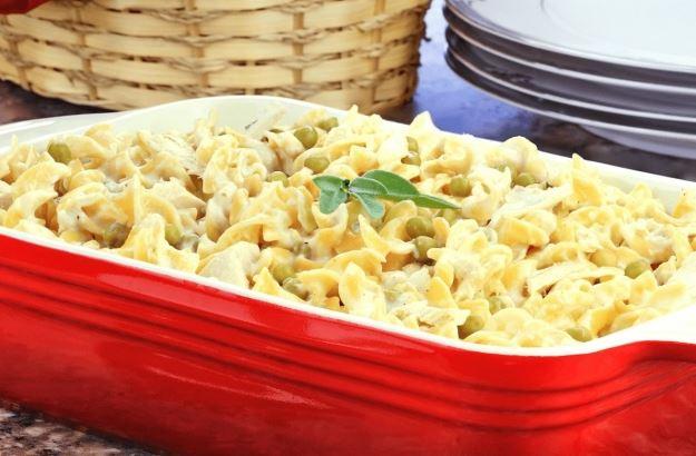 Campbell's Tuna Noodle Casserole