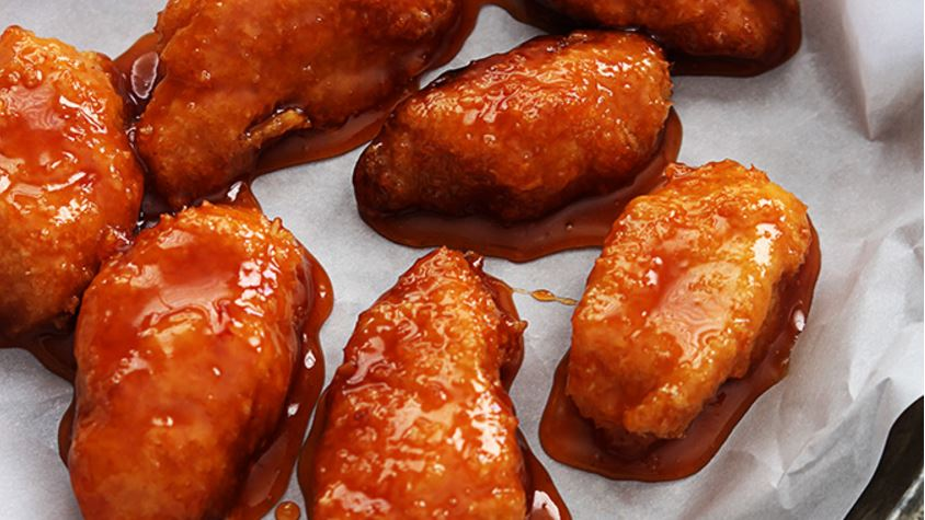 how to cook chicken wings in slow cooker