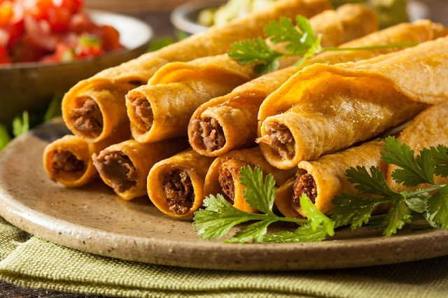 SPICY BEEF TAQUITOS 2 SMARTPOINTS