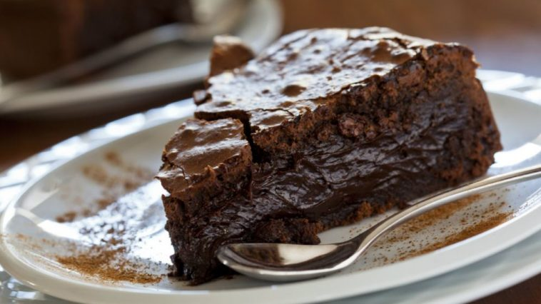 Add these ingredients to a boxed cake mix to get the most AH-MAZING chocolate cake you've ever …