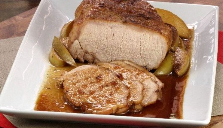 Wonderful Pork Tenderloin in the Slow Cooker