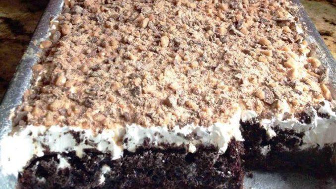 Ecstasy Cake