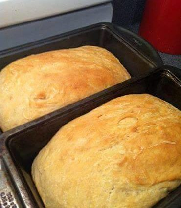 An Easy Homemade Bread Recipe — Just Five Ingredients