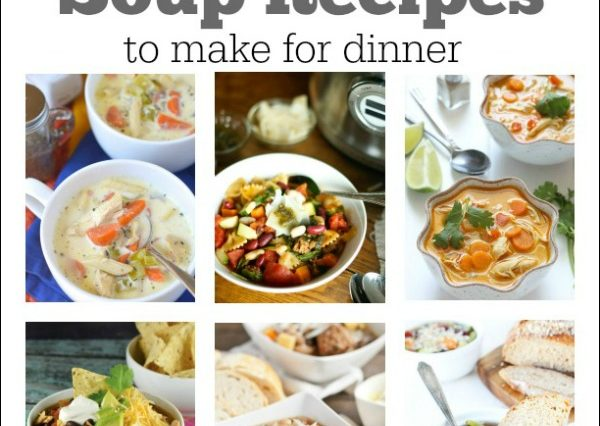 15 Slow Cooker Soup Recipes to Make for Dinner