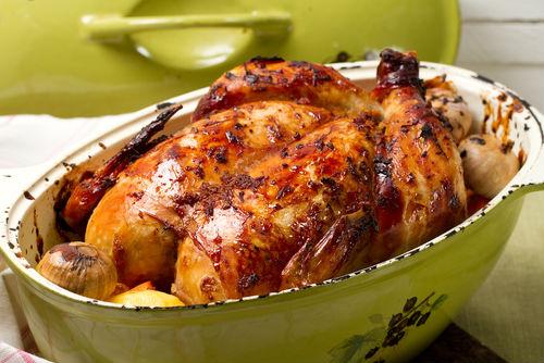 Chicken Pot Roast Dinner (Slow cooker)
