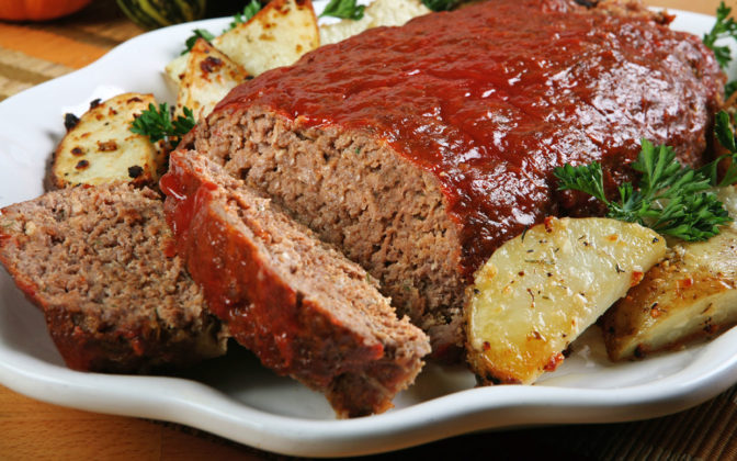 Slow Cooker Meatloaf Recipe