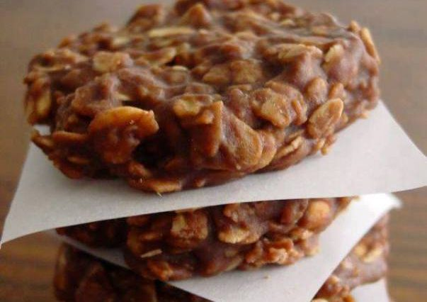 The Secret to Making the Perfect Chocolate & Peanut Butter No Bake Cookies
