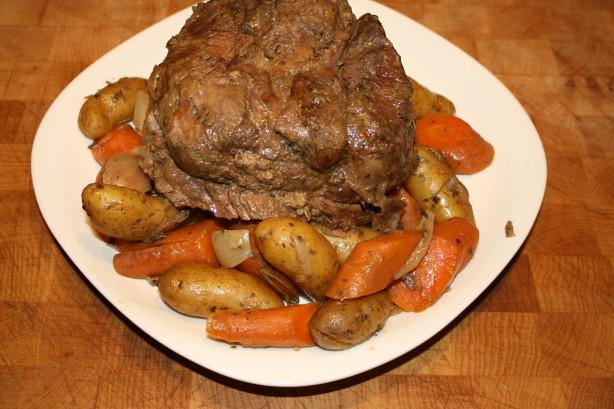 Crock-Pot Beef Roast