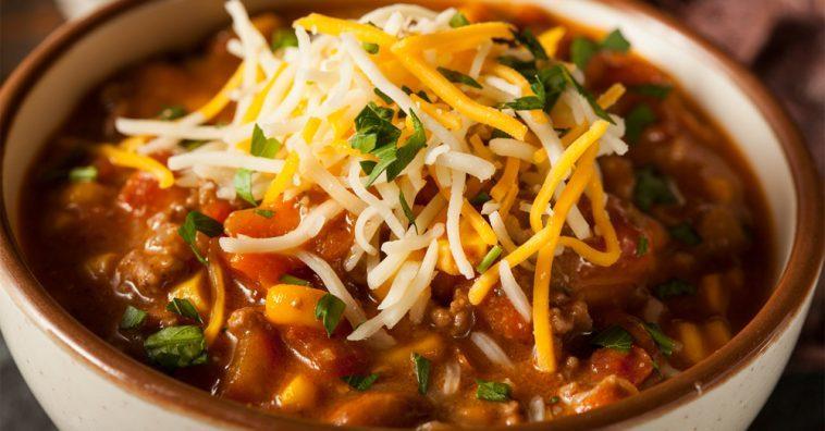Slow cooker Santa Fe Soup