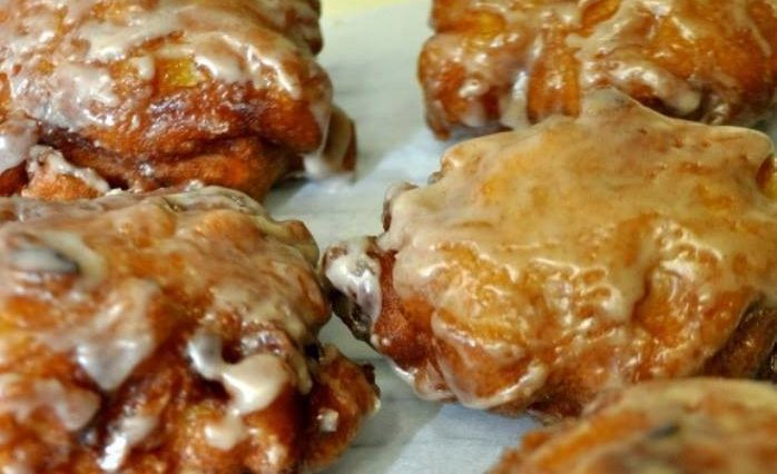 Amish Apple Fritter Recipe