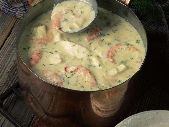 Crab and Shrimp Seafood Bisque