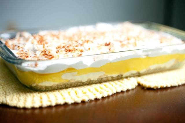 Lemon Lasagna