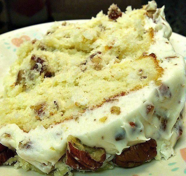 Duncan Hines Cake Mix Italian Cream Cake