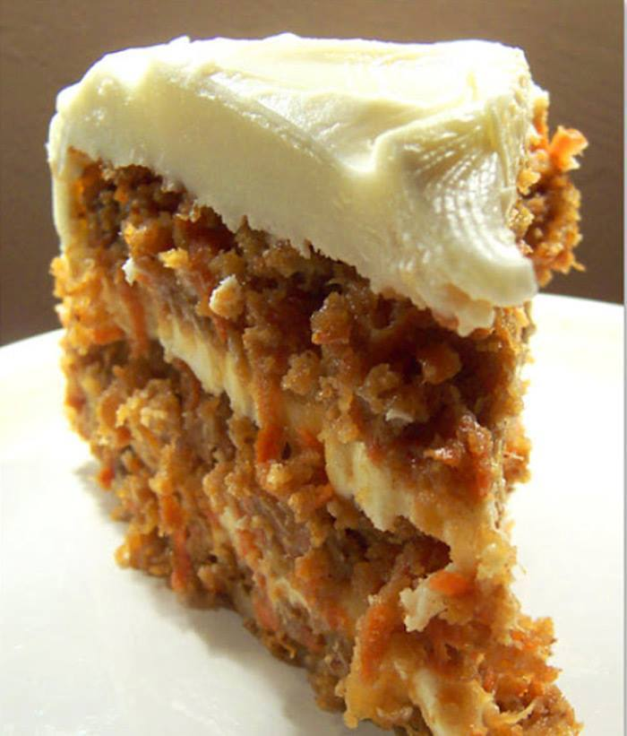 Carrot Cake Recipe With Brown Sugar