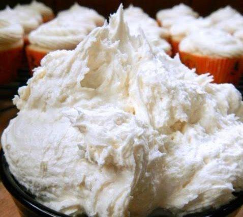 Homemade Buttercream Frosting