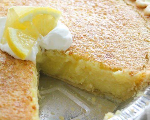 Arizona Sunshine Lemon Pie