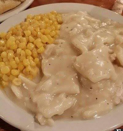 """Cracker Barrel"" Chicken and Dumplings"
