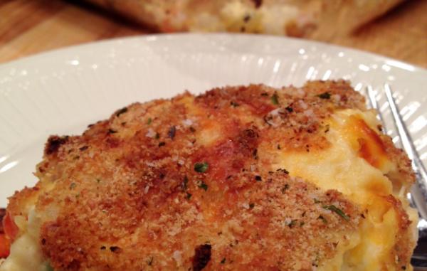 Hash Brown Chicken Casserole