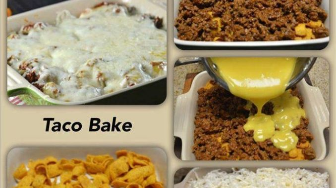 Taco Bake !