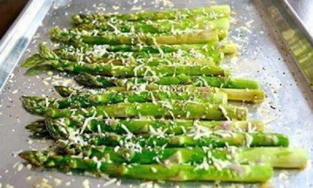 Fresh Roasted Asparagus