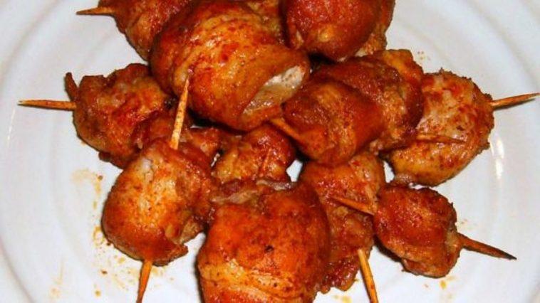 Best Sweet Chicken Bacon Wraps Recipe