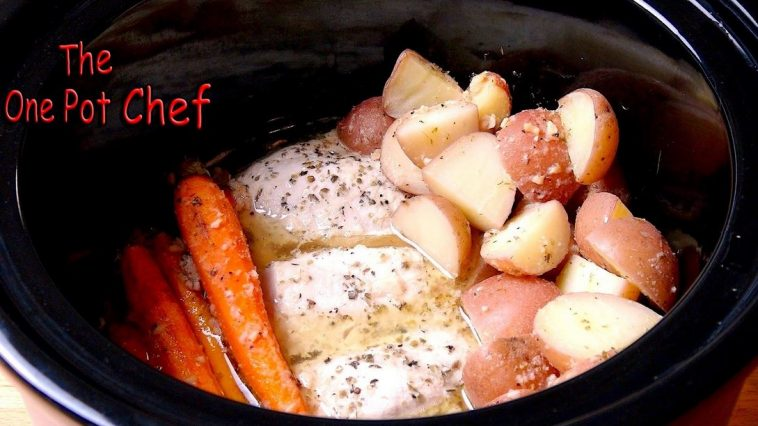 One Pot Chicken Dinner