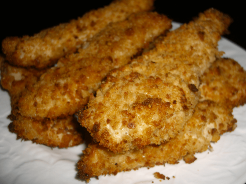 Ranch-Parmesan Chicken