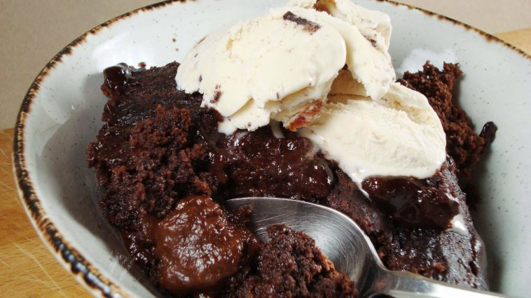 HOT FUDGE PUDDING CAKE!!!