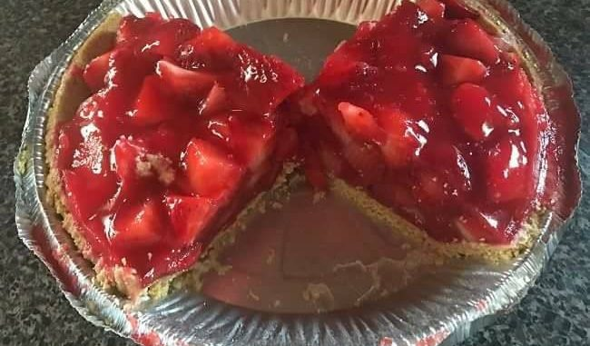 BigBoy Strawberry Pie Recipe