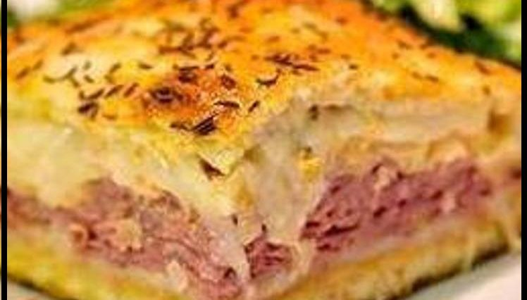 Best  Reuben Crescent Bake Recipe 2019