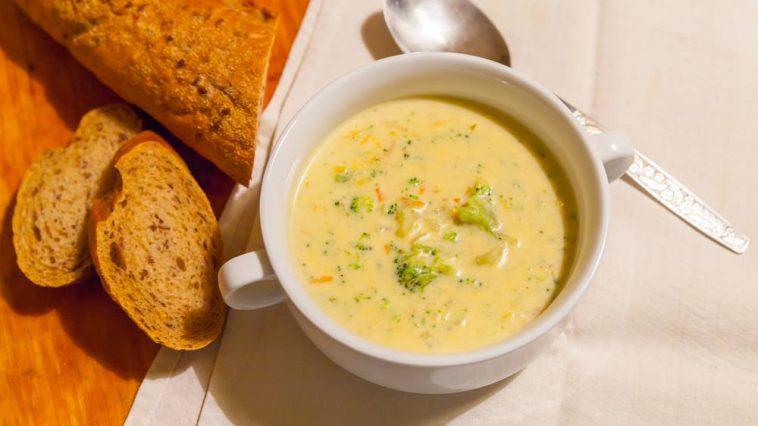 """Panera"" Broccoli Cheese Soup"