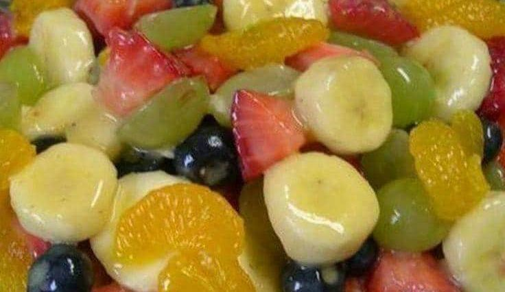 Fruit Salad to Die For!