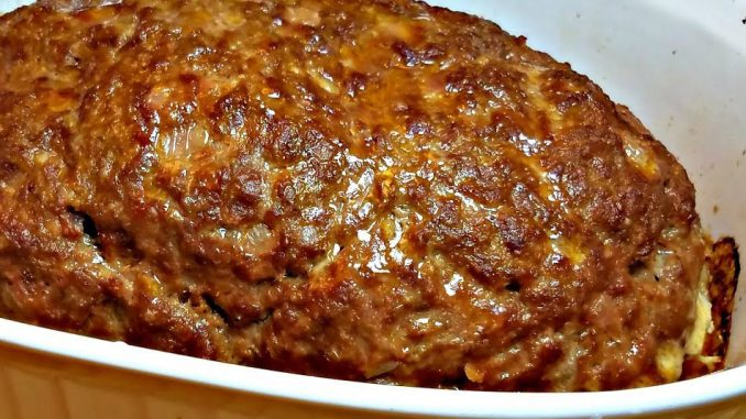The Latest And Greatest Way To Make Mouth-Watering Meatloaf