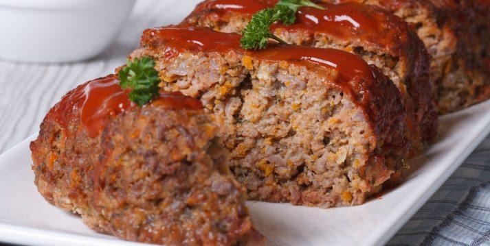 Cracker Barrell Meatloaf