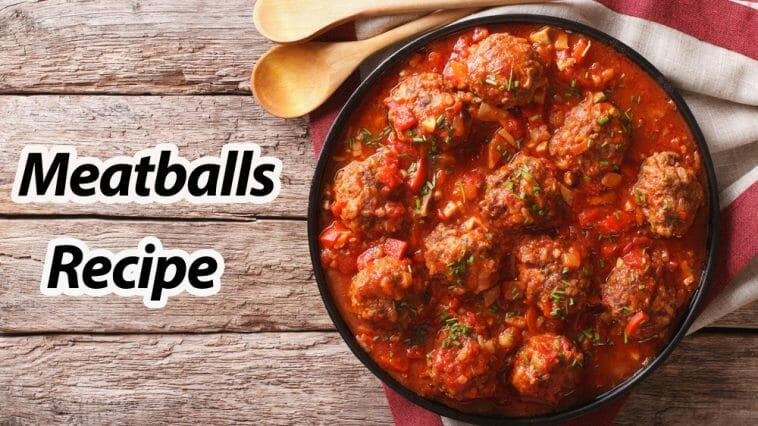 Best Meatballs Recipe
